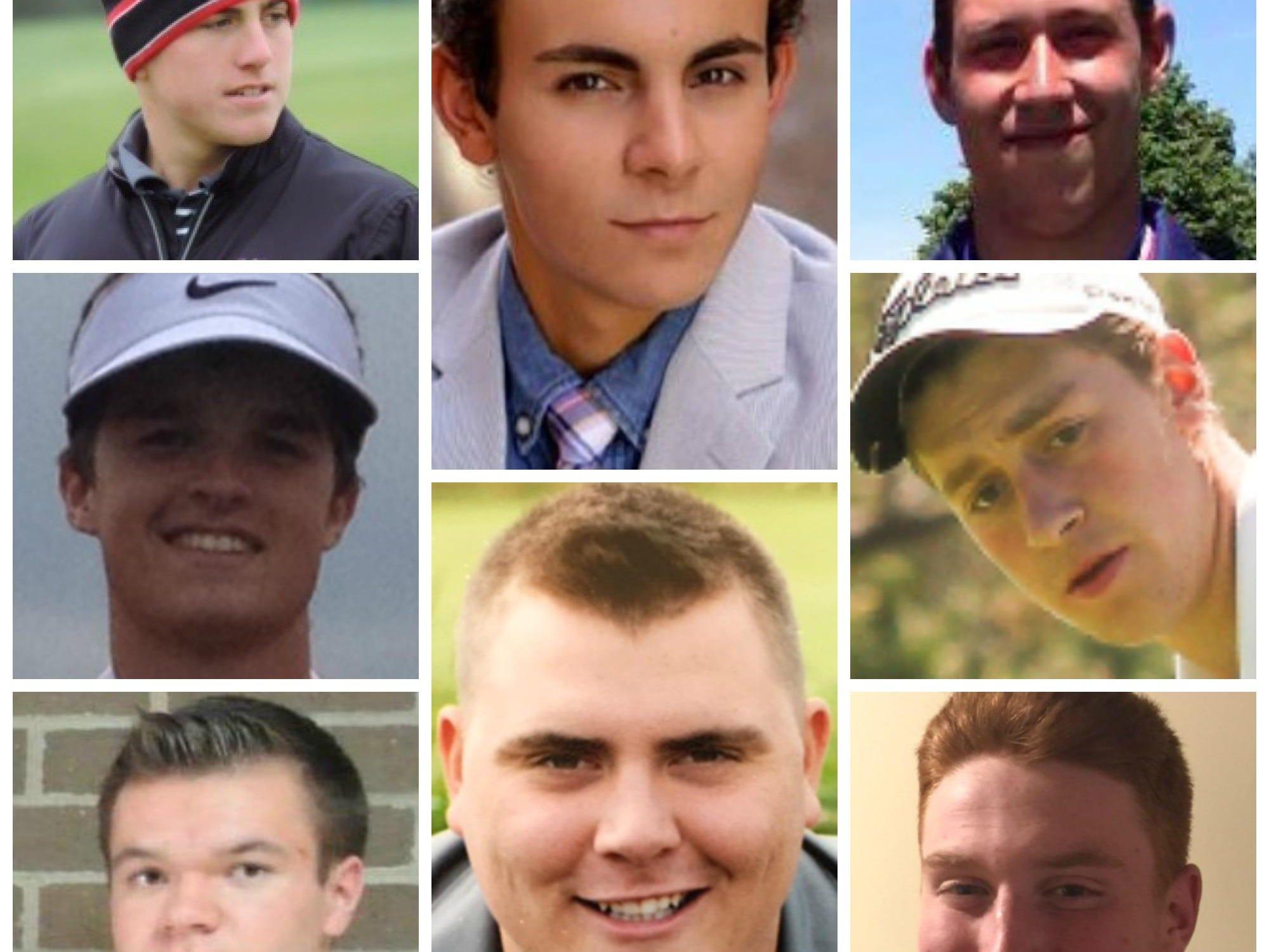 The LSJ boys golf dream team