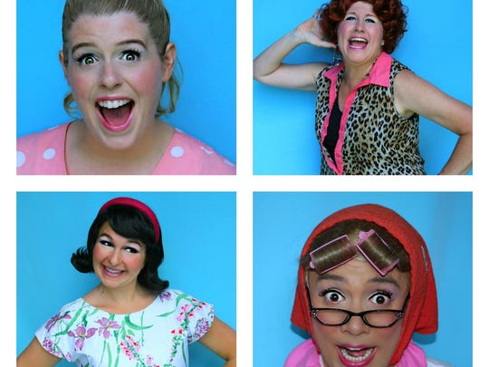 """QNEK Productions presents """"Suds: The Rocking '60s Musical"""
