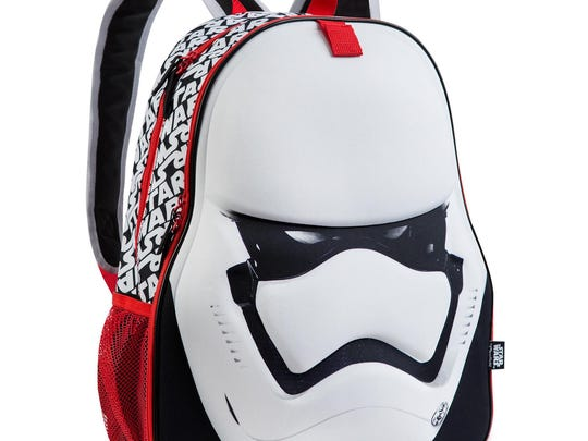 First Order Stormtrooper Backpack - Star Wars: The Force Awakens.