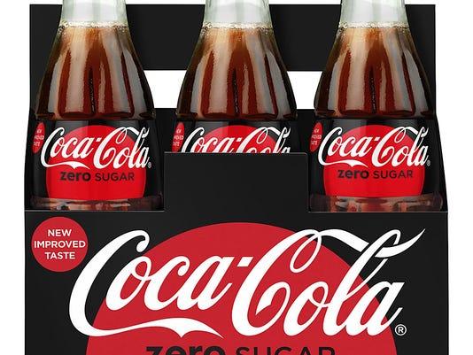Coke Zero-Makeover
