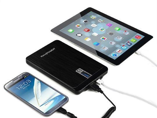 Consider it the granddaddy of all portable battery chargers: RAVPower Xtreme is a 23,000 milliamp (mAh) backup battery, which has enough juice to charge an iPhone a dozen times, as well as tablets and even laptops multiple times over.