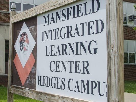 Mansfield Integrated Learning Center stock