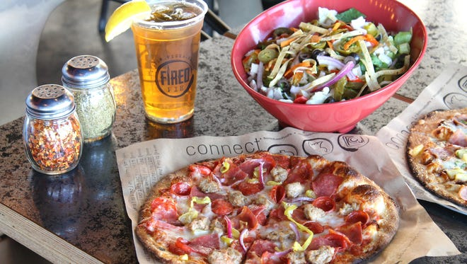 A new location of Fired Pie is now open in Scottsdale.