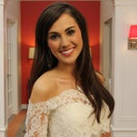 Taylor Conerly's bridal gown reveal