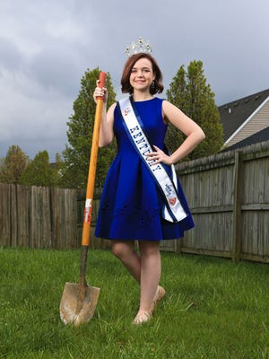 Charlotte Wise is an eighth-grader who is a Kentucky pageant winner and would like to be an archeologist someday. She also believes in marriage equality.