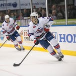 Varone lights it up in 'homecoming' vs. Amerks