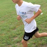 Milford's A.J. Erdaty returns to lead the boys cross country team.