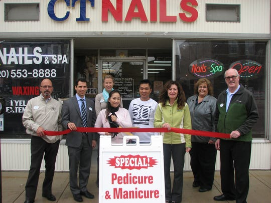 CT Nails and Spa, 1615 Washington St., Two Rivers,