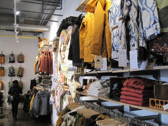 Soft goods dominate Burton's new store in downtown