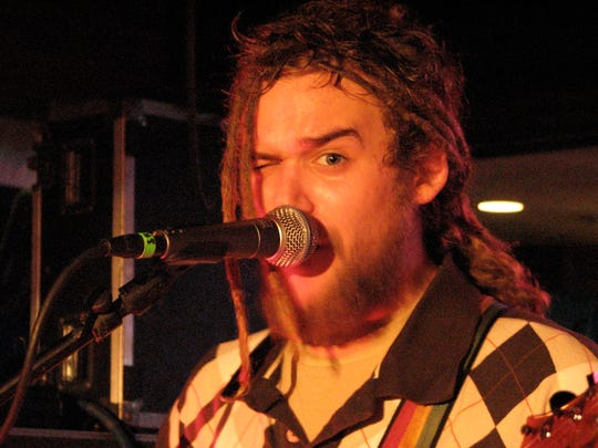 Trevor Young performs with Chowderfoot at The Rusty Rudder in Dewey Beach in 2008. Young, now lead guitarist for reggae act SOJA, plays Seacret's in Ocean City, Maryland Monday night.