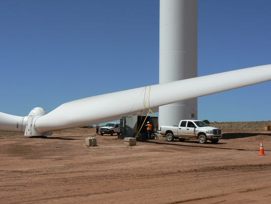 Dry Lake Wind Project