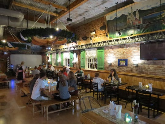 Jeanette's Edelweiss in Newbury Park will be the setting for Oktoberfest celebrations Sept. 17 through Oct. 30.
