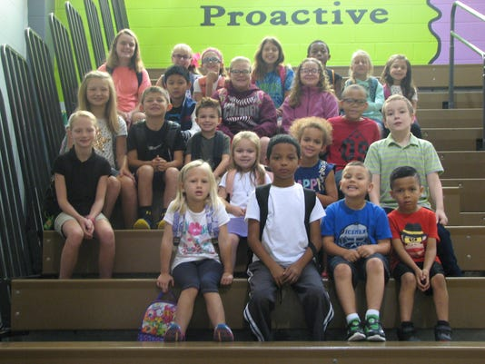 Bend Gate August Leaders of the Month
