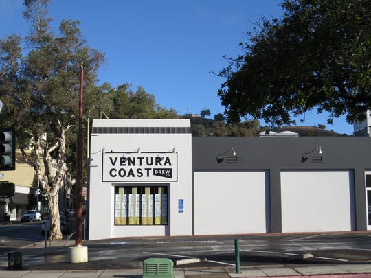 Ventura Coast Brewing Co. will open Saturday at what