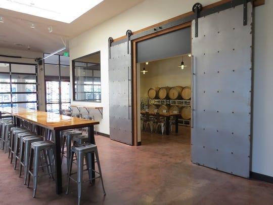 The Ventura Coast Brewing Co. taproom in downtown Ventura