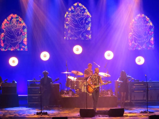 Jason Isbell brought the church of rock and country
