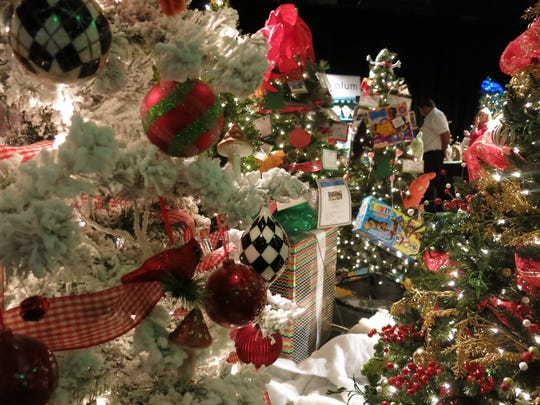 The Riverside Theatre's annual Festival of Trees in Vero Beach returns, beginning with a Gala on Nov. 18.