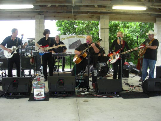 The Ring of Fire band will play at Sebastian Inlet