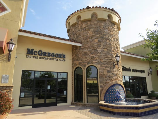 McGregor's Craft Beer & Wine in Moorpark will mark its first anniversary with $6 glasses of beer on Father's Day.