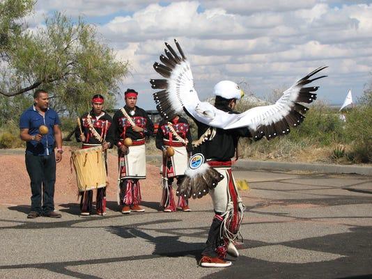 Tigua Cultural Heritage Day