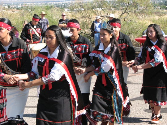 Tigua Cultural Heritage Day will feature tribal dances and other cultural activities.