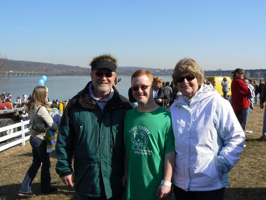 Special Olympics York County polar plunge