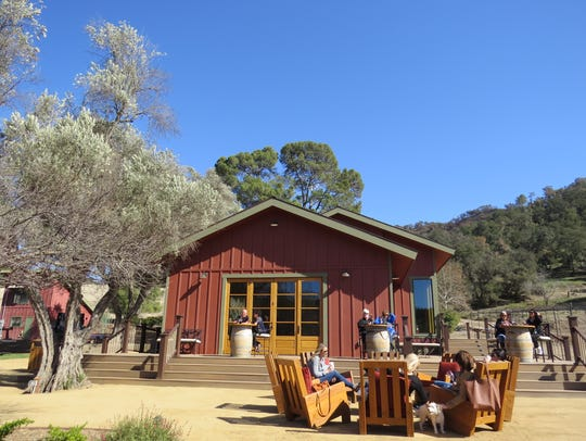 Closed for nearly three years for renovations by its new owners, Old Creek Ranch Winery reopened to the public in April. The rustic property is located a half-mile off Highway 33 between Ojai and Ventura.