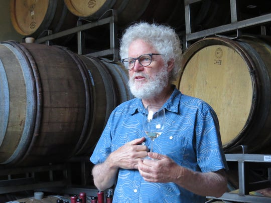 """Adam Tolmach of The Ojai Vineyard will take part in a March 14 """"Pinot Noir Through the Ages"""" wine panel presented during the Santa Barbara Culinary Experience."""