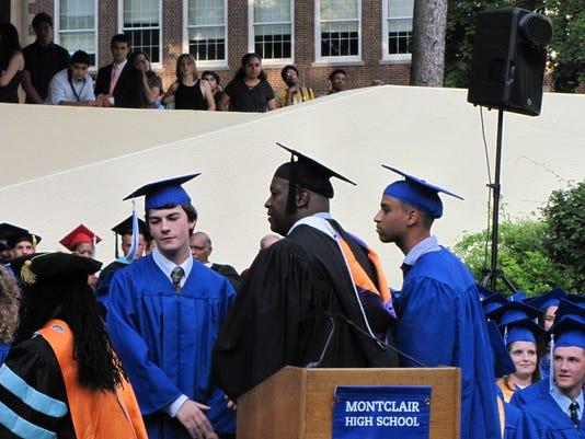 MONTCLAIR HIGH SCHOOL PRINCIPAL