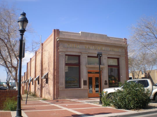 First National Bank of Glendale.