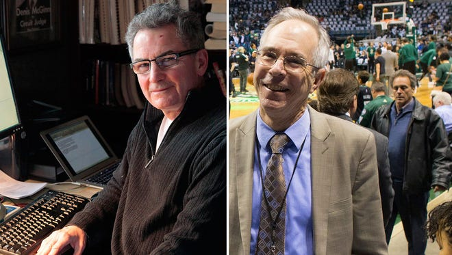 Bob McGinn and Charles Gardner are calling it a career at the Journal Sentinel after decades of sports reporting.
