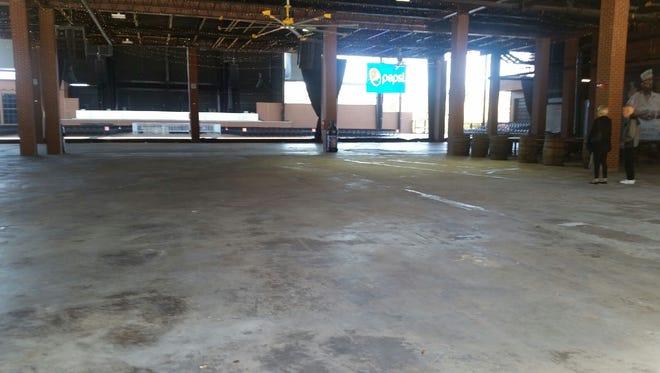 Centre of Tallahassee mall isn't bringing back its ice skating rink this year.