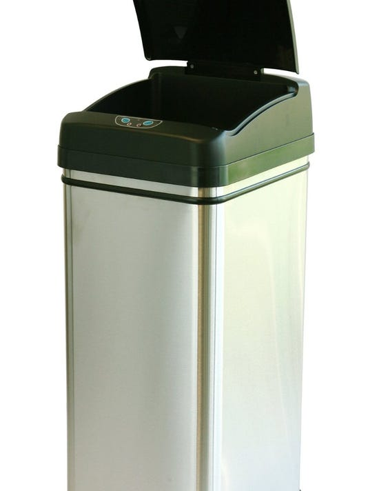 The Best | iTouchless kitchen trash can