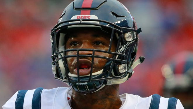 Former Ole Miss cornerback Tee Shepard plans to enter the NFL supplemental draft.