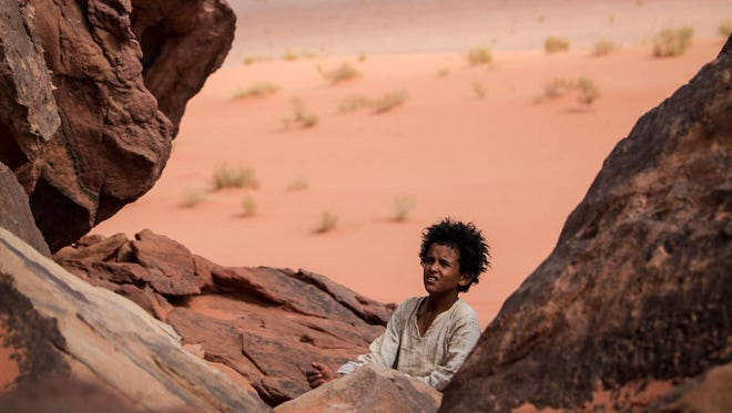 """""""Theeb"""" is the directorial debut from Naji Abu Nowar."""