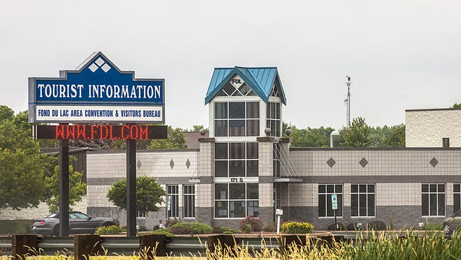 Fond du Lac Area Convention and Visitors Bureau at 171 S. Pioneer Road. Wednesday June 28, 2017. Doug Raflik/USA TODAY NETWORK-Wisconsin