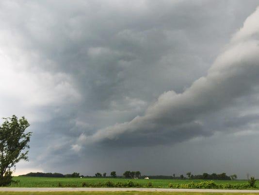 LAF 071715 Storm clouds bc