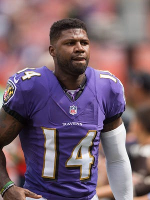Kick returner Devin Hester, who has an NFL-record 19 return scores, spent most of this season with Baltimore before being released last month.