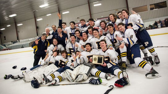 Pelham wins the Section 1 Division II championship