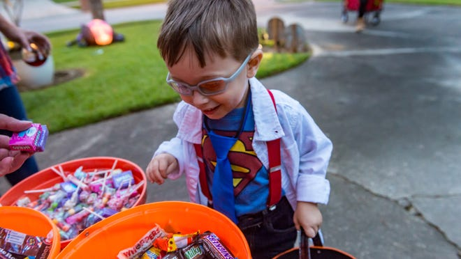 2019 See Lafayette Parish S Trick Or Treating Times