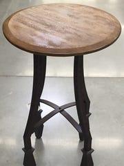 Side table from Meijer, $99.99 at Meijer