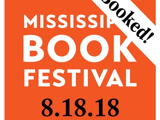 Mississippi Book Festival 2018 set for Aug. 18 in Jackson.