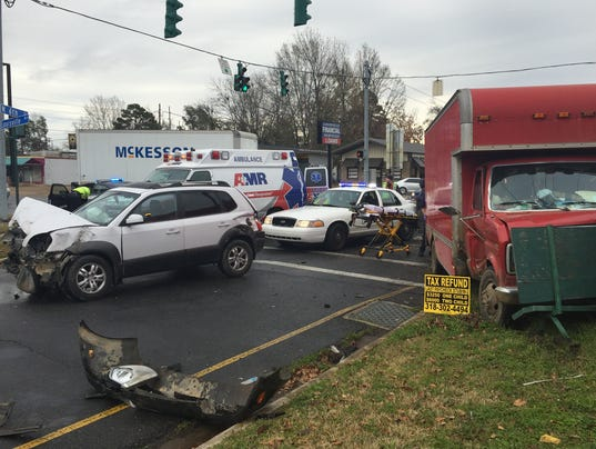 Louisville accident