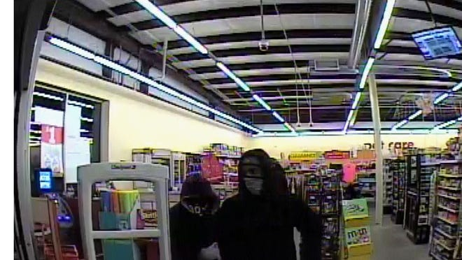 These suspects have been accused of robbing a Family Dollar store in the 3900 block of Southwest Ninth Street in Des Moines about 9:47 p.m. Tuesday.