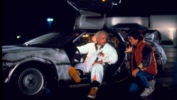 Image result for movie back to the future 1