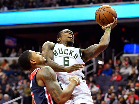 The addition of point guard Eric Bledsoe has helped the Bucks.
