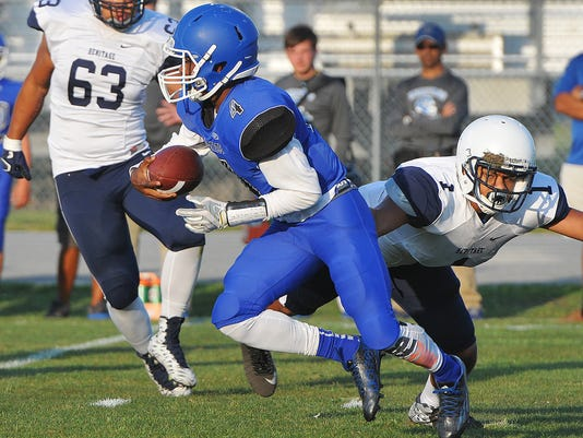 TITUSVILLE SPRING FOOTBALL JAMBOREE