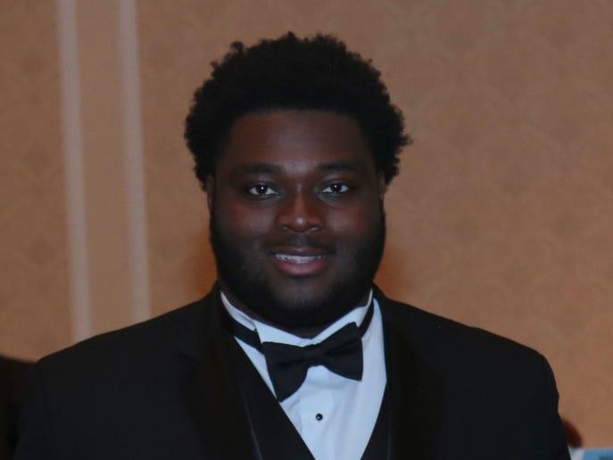 Detroit Cass Tech's Michael Onwenu