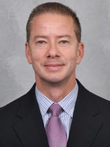 David Golden, executive assistant to the University of Tennessee president.