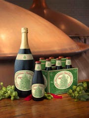 Anchor Brewing's Christmas Ale is a bona fide tradition.